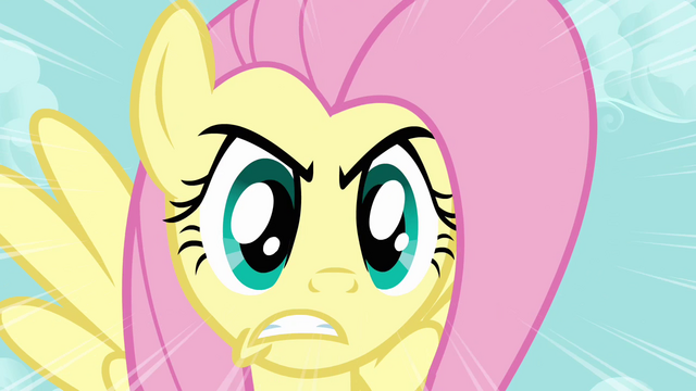 File:Fluttershy unleashes the Stare S03E10.png
