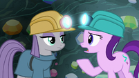 "Starlight ""you can tell that from a line?"" S7E4"