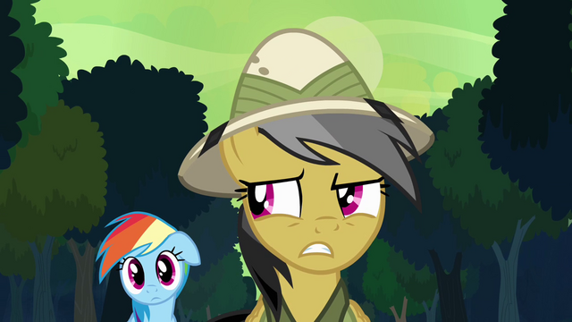 "File:Daring Do ""best never to trust anypony"" S4E04.png"