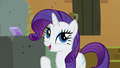 "Rarity ""one's a lovely purple"" S7E2.png"