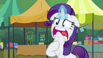 "Rarity ""you gave away your cannon?!"" S6E3"