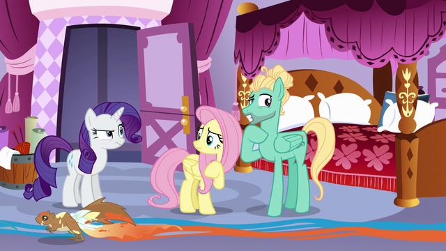 """File:Zephyr """"the animal communication thing isn't genetic"""" S6E11.png"""