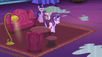 """Starlight Glimmer """"thought if I just kept wowing you"""" S6E21"""