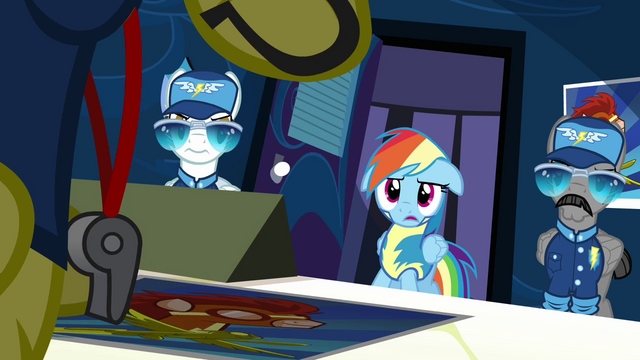 File:Rainbow looking fed up S3E7.png