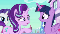 "Starlight ""more important than some"" S6E1"