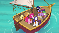 """Twilight Sparkle """"you spent so much time"""" S6E22"""