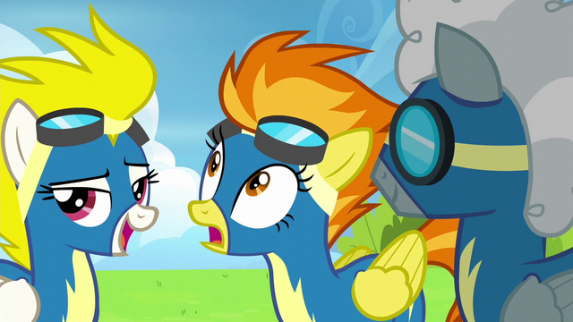 File:Spitfire sees Soarin and Fleetfoot approaching S6E7.png