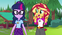 "Sunset Shimmer ""this is great!"" EG4"