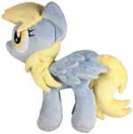 """Best"" Pony plush 4th Dimension Entertainment"