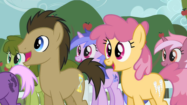 File:Dr. Hooves and Sea Swirl excited S2E15.png