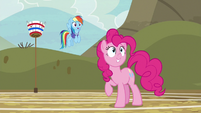Pinkie Pie feeling more confident S6E18