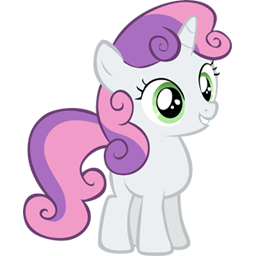 File:FANMADE Sweetie Belle for navbox.png