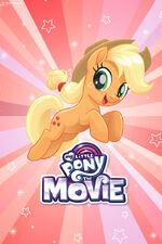 MLP The Movie Applejack mobile wallpaper