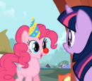 Pinkie Pie's Singing Telegram