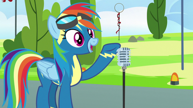 "File:Rainbow Dash ""welcome to the..."" S7E7.png"