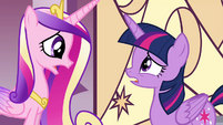 "Cadance ""That somepony is you, Twilight"" S4E26"