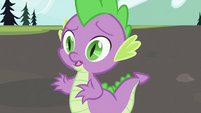 Spike worried S2E07