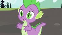 Spike worried S2E07