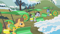 Stallions Angry S1E11