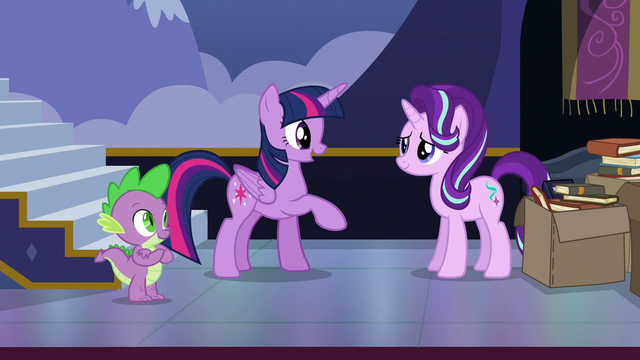 "File:Twilight ""I may have offered some guidance"" S6E25.png"