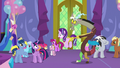 Discord returns to Twilight with Starlight S7E1.png