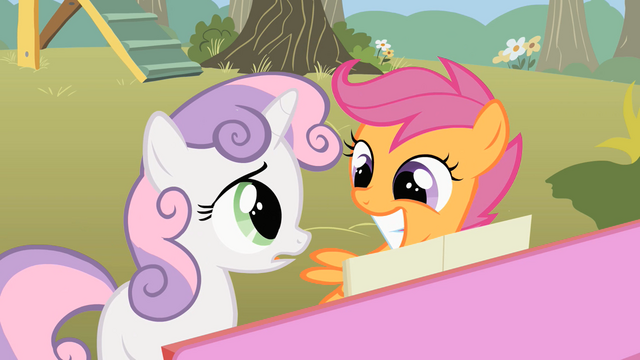 File:Scootaloo grins S1E18.png