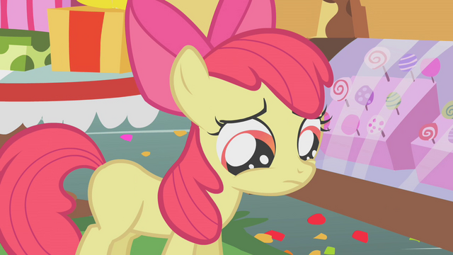 "File:Apple Bloom ""worst night of my life"" S01E12.png"