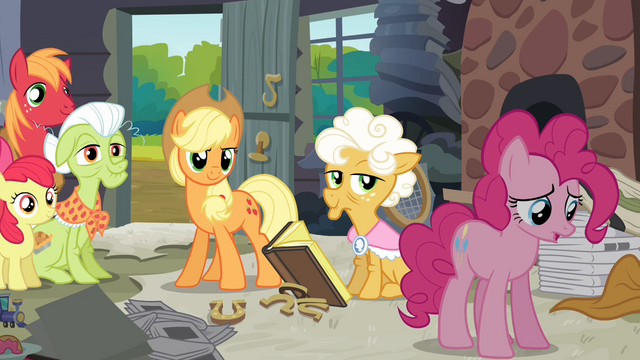 File:Pinkie Pie 'You can't know!' S4E09.png