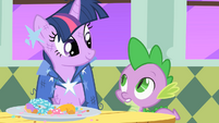 Spike hears about the night S1E26