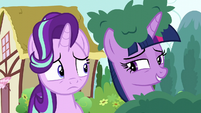 "Twilight Sparkle ""you like music, right?"" S6E6"