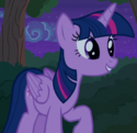 Thorax as Twilight Sparkle ID S6E25