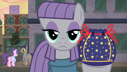 """Maud Pie with """"fire"""" in her eyes S6E3"""