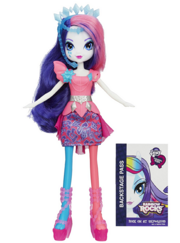 File:Rarity Equestria Girls Rainbow Rocks neon doll.png