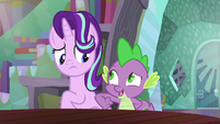 Spike nudges Starlight S6E2