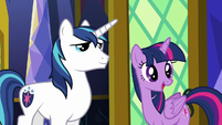 "Twilight ""I'm so glad you're here!"" S5E19"