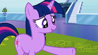 "Twilight Sparkle ""I'm not worried"" S3E12"