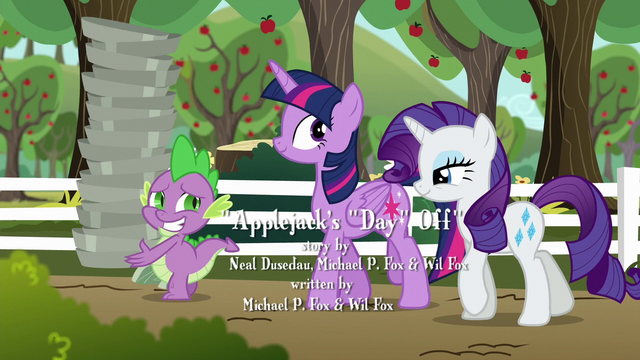 File:Twilight and Rarity amused by Spike S6E10.png