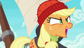 Applejack laughs like a sea pirate S6E22.png