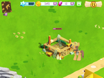 Building a balloon stand MLP Game
