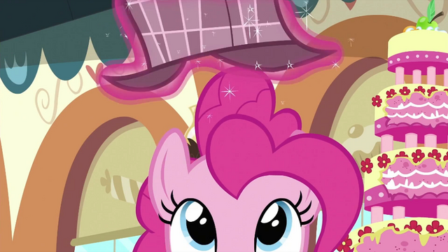 File:Detective hat about to go on Pinkie's head S2E24.png