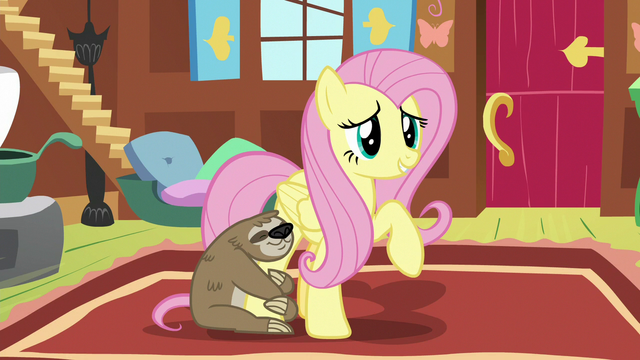 """File:Fluttershy """"other ponies may be experts"""" S7E5.png"""