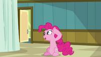 Pinkie Pie sitting S02E16