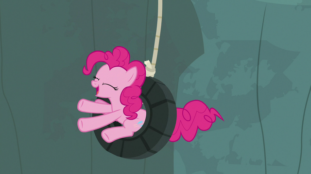 File:Pinkie Pie swinging from a tire S7E5.png