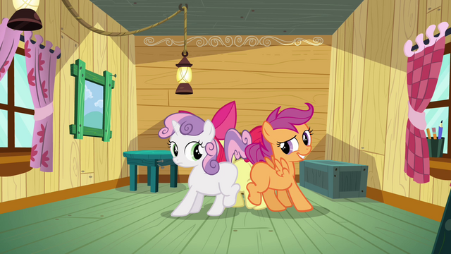 File:Scootaloo 'We're its founding members' S3E04.png