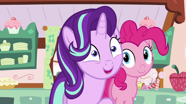 "File:Starlight Glimmer ""are you baking?"" S6E6.png"