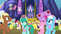 Twilight Sparkle comes out of the castle S7E14.png