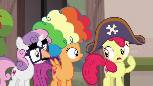 """File:Apple Bloom """"my brother's super shy"""" S7E8.png"""