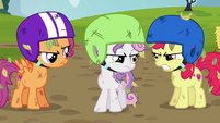 Cutie Mark Crusaders losing their tempers S6E14