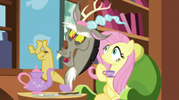"""Discord """"I can just pop us in some more"""" S7E12"""