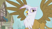 Gilda mocking Fluttershy S1E05